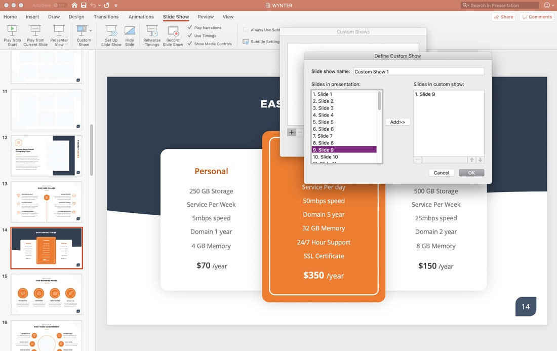 custom-show How to Narrate a PowerPoint Presentation (And Record Your Voice) design tips  Software