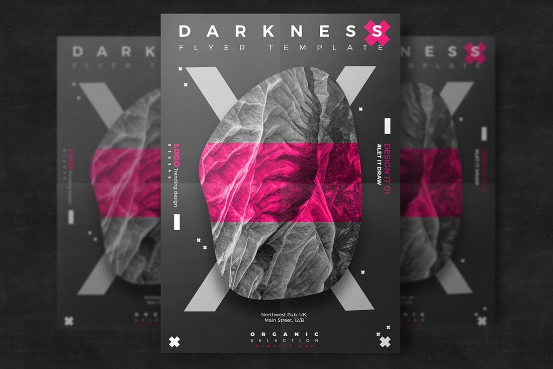darkness 20 Stylish Poster Color Schemes design tips