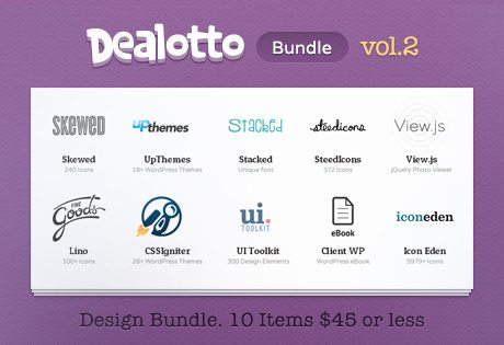 The dealotto bundle is back and you can win a free copy design the dealotto angle fandeluxe Images