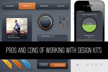 Pros and Cons of Working With Design Kits