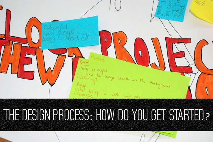 The Design Process: How Do You Get Started?