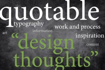 20 Design Quotes… and What They Can Inspire
