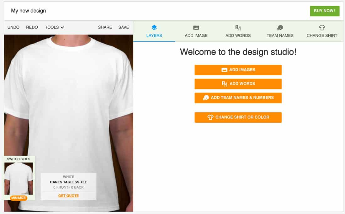 shirt design software