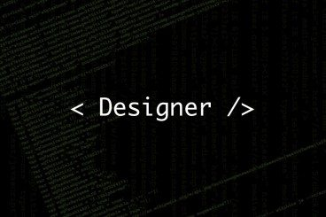 Coding for the Non-Coder: Designers Can Think Like Developers