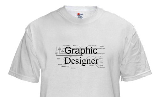 55 T-Shirts Made Just for Designers | Design Shack