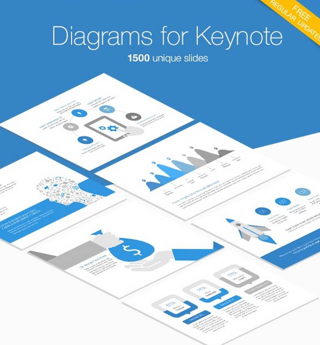30 best keynote templates of 2016 design shack diagrams ccuart Choice Image