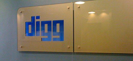 San Francisco offices of Digg, Inc.
