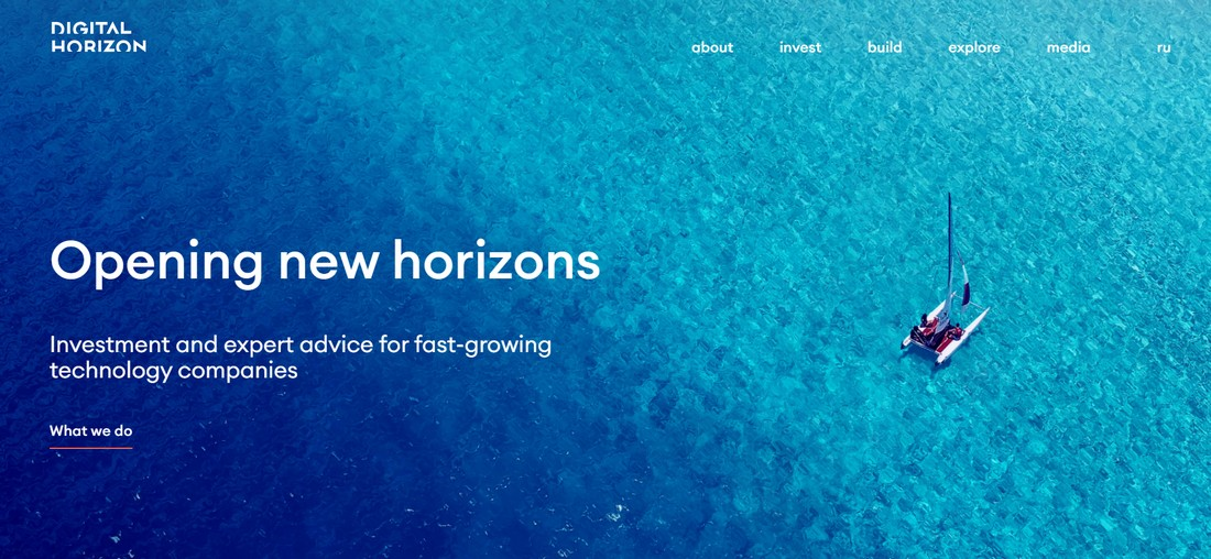 digital-horizons 15+ Creative Website Header Design Examples + Tips design tips  Layouts