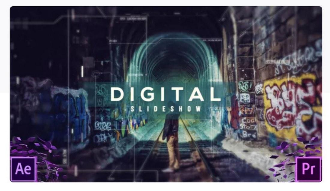 digital-slideshow-premiere-pro-template 30+ Best Premiere Pro Templates 2019 design tips