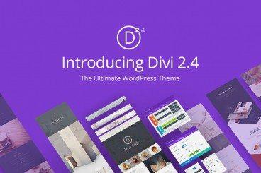 A Look at Divi 2.4: Smarter, More Flexible, More Elegant