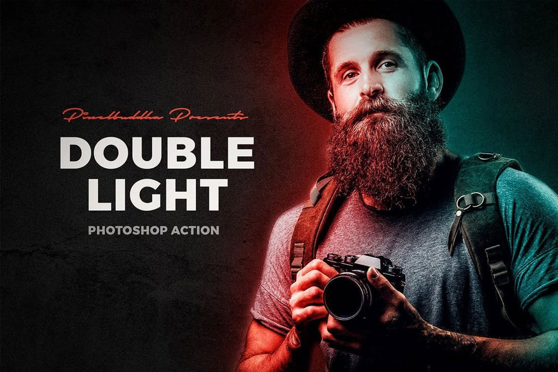 what are photoshop actions