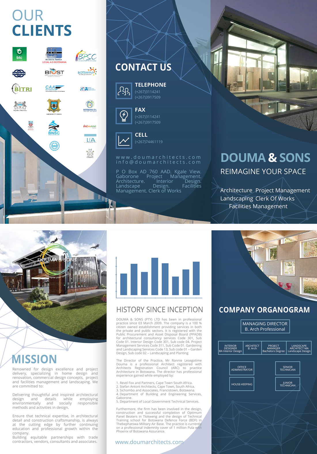 douma Brochure Design Ideas & Inspiration for 2019 design tips