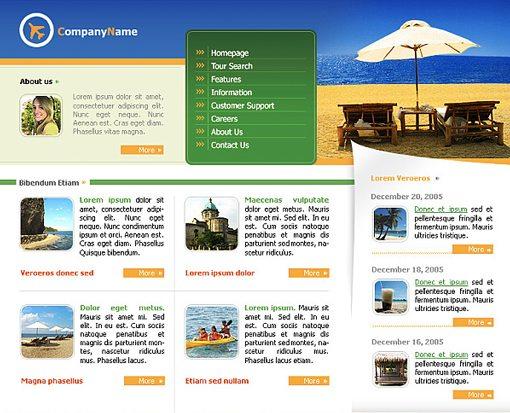 website css templates