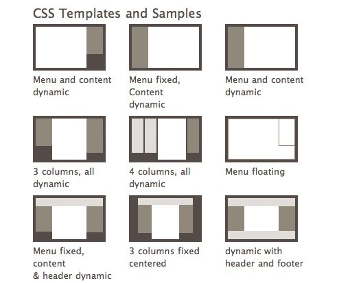 715 Awesomely Simple and Free CSS Layouts | Design Shack