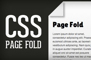 Code a Simple Folded Corner Effect With CSS