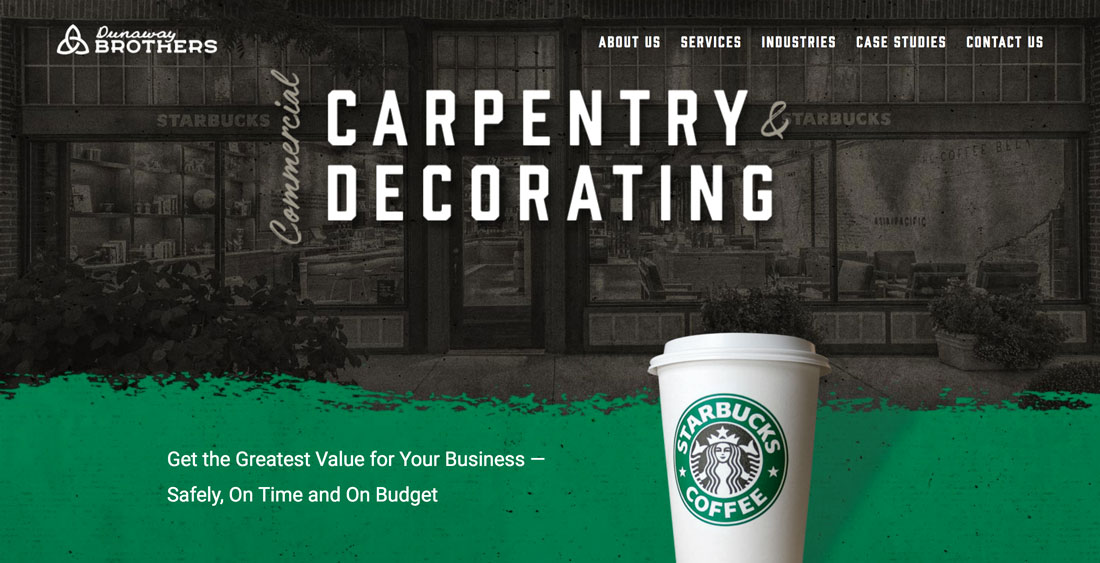 dunaway-1 Choosing the Best Logo Fonts: 10 Tips & Examples design tips
