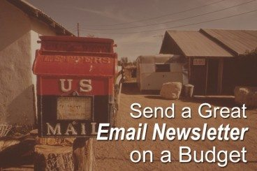 How to Send a Great Email Newsletter on a Budget