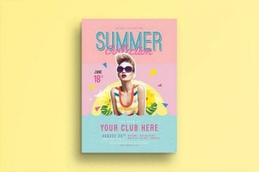 30+ Best Event Flyer Templates