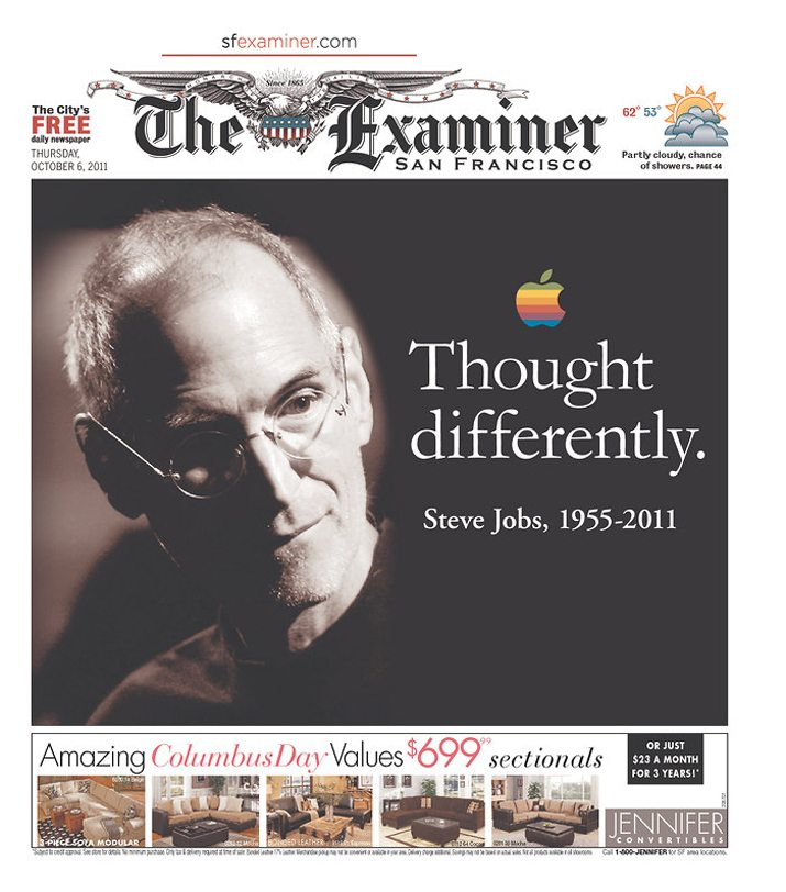 Sf Examiner Classifieds: Serif Vs. Sans Serif Fonts: Is One Really Better Than The