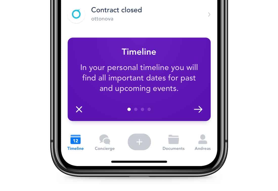 conectarse a la aplicación