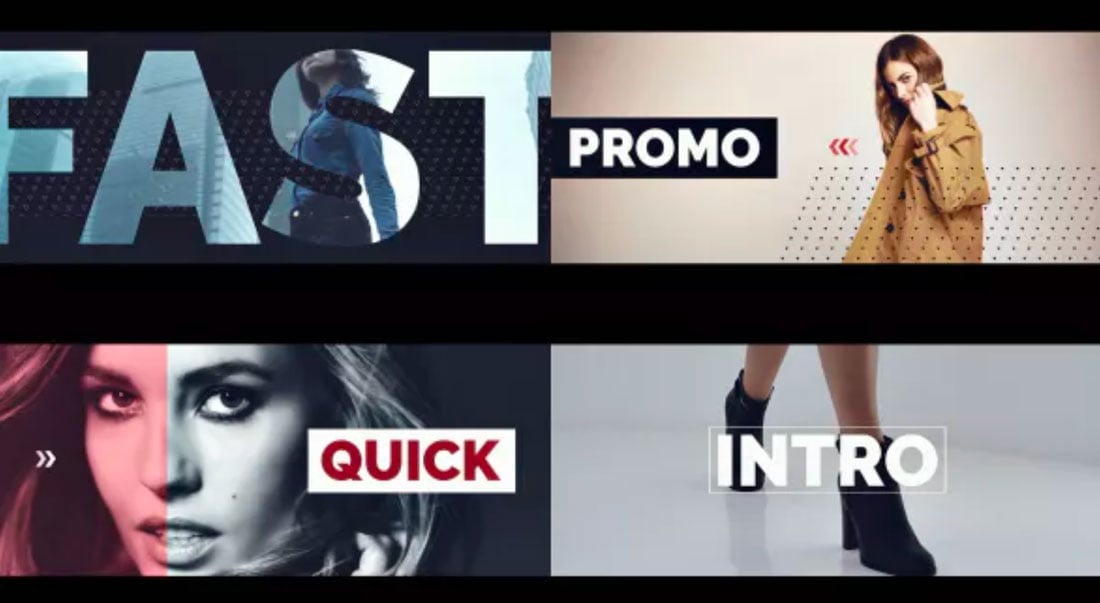 fashintro How to Use After Effects Templates design tips