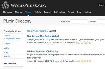 40 Fantastic Open Source WordPress Plugins