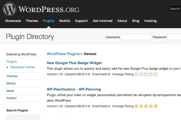 40 Fantastic Open Source WordPress Plugins