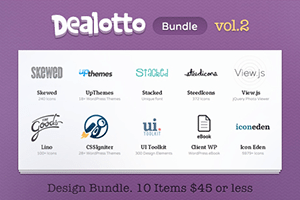 The Dealotto Bundle Is Back (And You Can Win a Free Copy!)