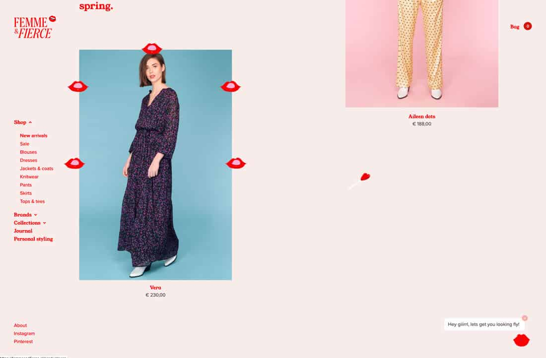 femme 15+ Web Design Trends to Watch in 2021 design tips