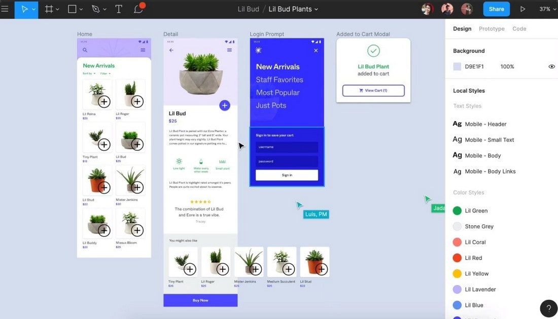 figma-2-1 10 Best Prototyping Tools for Designers 2021 design tips