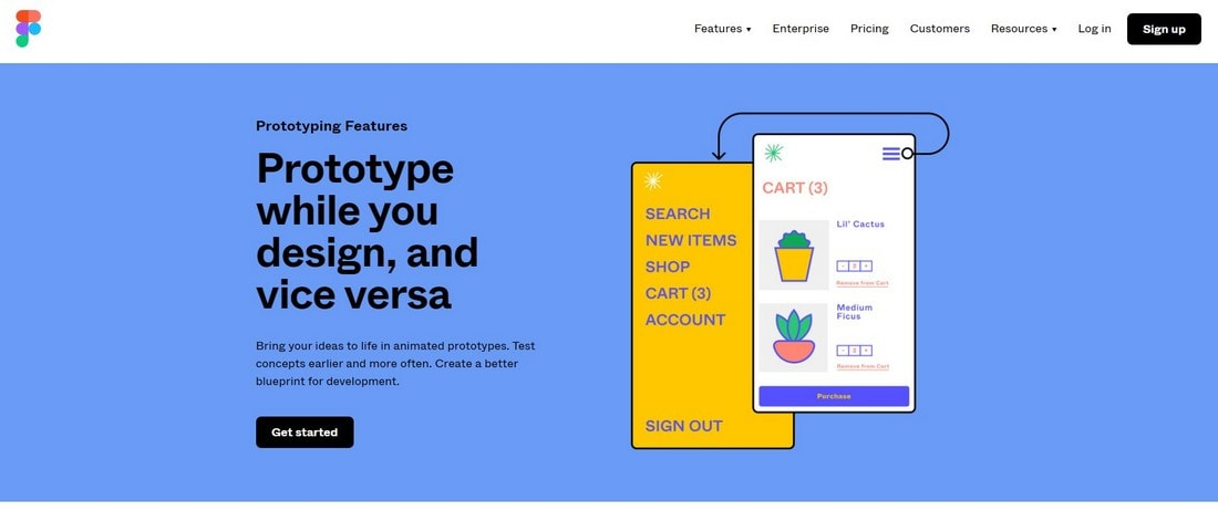 figma-2 10 Best Prototyping Tools for Designers 2020 design tips  Software