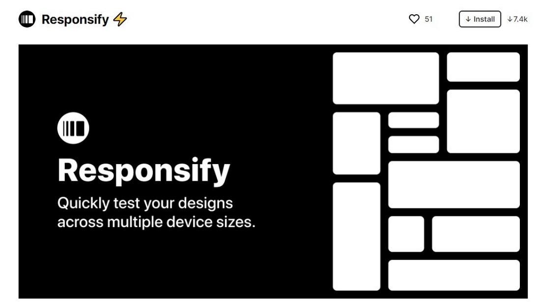 figma plugin - responsify