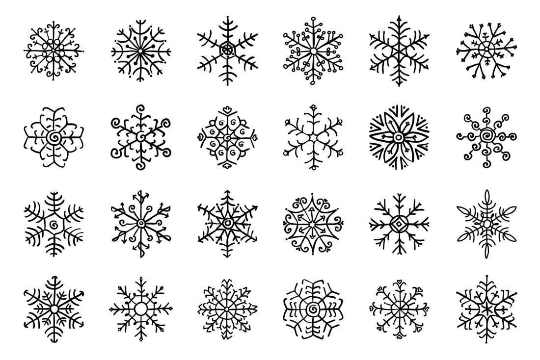 flakes Christmas Graphic Design: 5 Tips for Classy Festive Design design tips