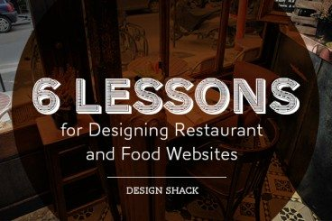 Learn by Example: 6 Lessons for Designing Restaurant & Food Websites