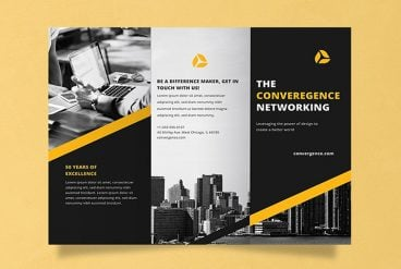 Free Brochure Templates For Word Tri