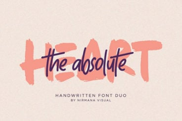 25+ Free Brush, Script & Hand Lettering Fonts