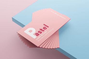 20+ Business Card Mockup Templates (Free & Premium)