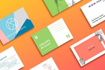 20+ Best Free Business Card Templates (Fully Printable)