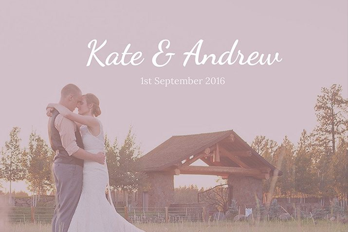 How To Make A Budget Wedding Website With Tumblr Design Shack