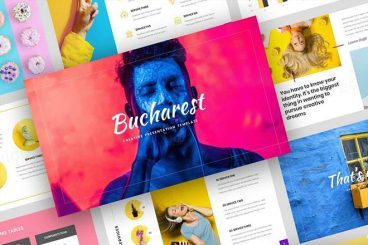 20+ Best Fun, Creative PowerPoint Templates