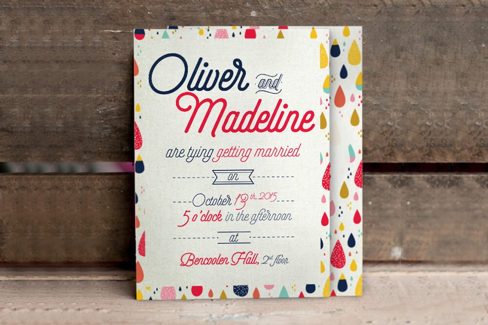 invitaciones de boda, fun-pattern-wedding-invitation-1-o