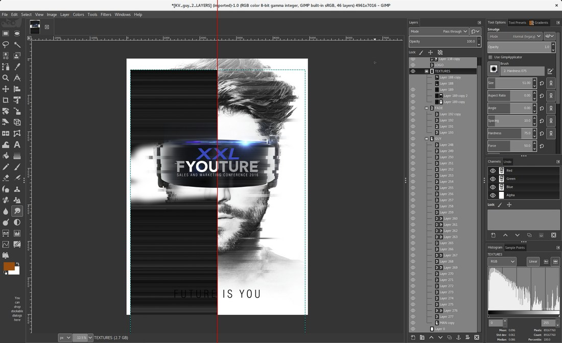 gimp-2 Gimp vs Photoshop vs Lightroom: 3 Apps Compared design tips