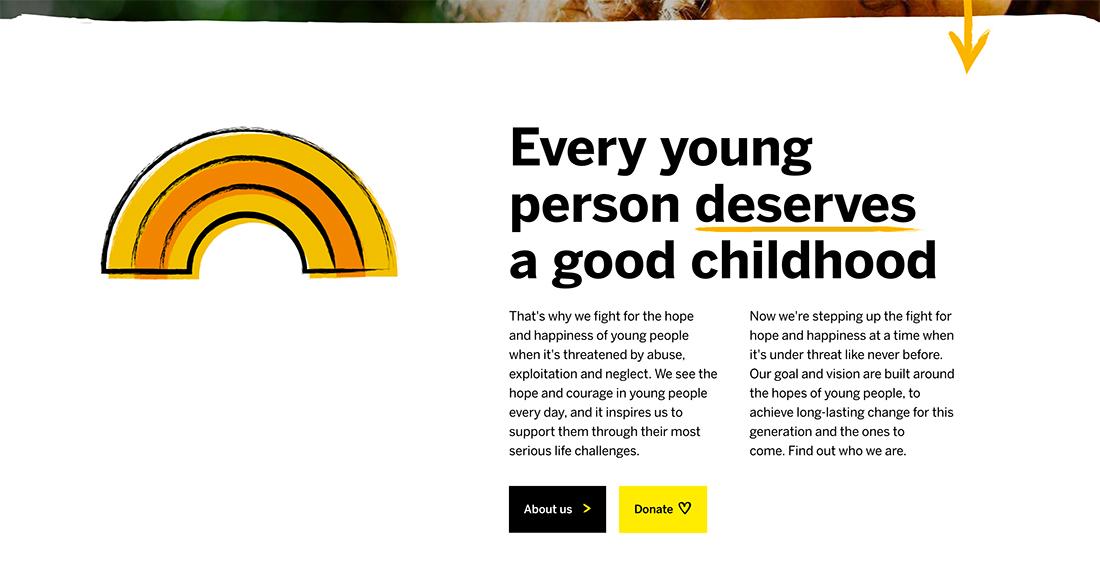 web design for seniors