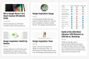 Check Out Design Shack on Your Mobile Device With Google Currents