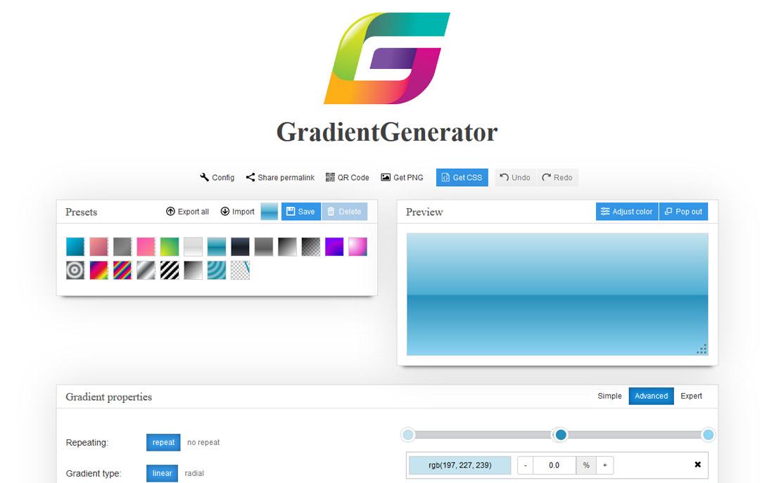 css gradient