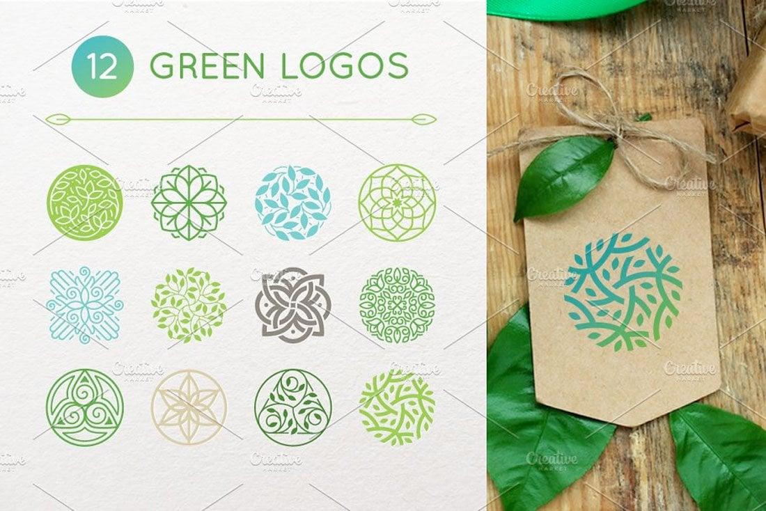 illustrator logo templates