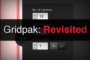 Gridpak Revisited: A Closer Look at the Responsive Grid Generator