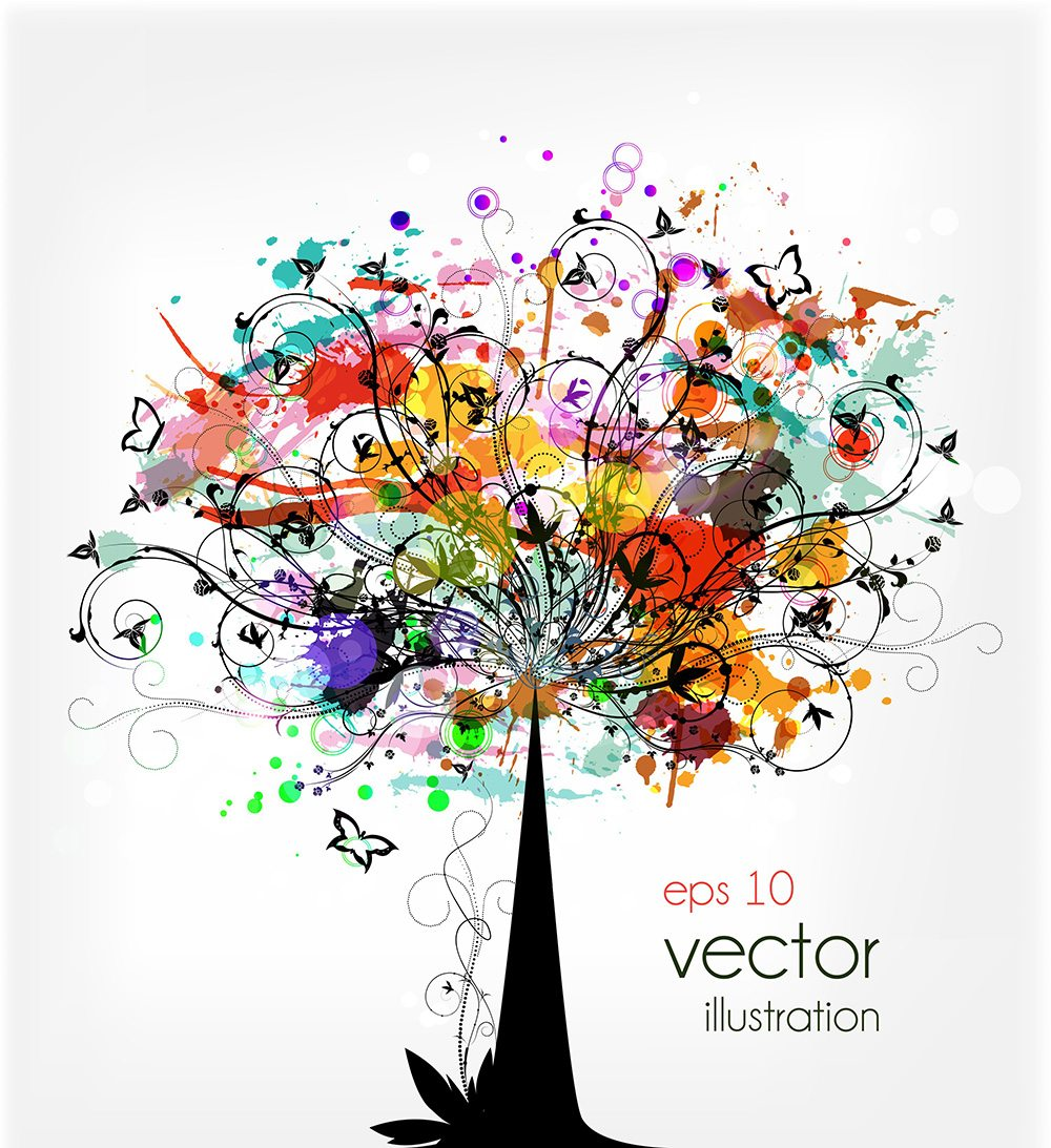 grunge-colorful-tree-vector-illustration_MkxYQrLd