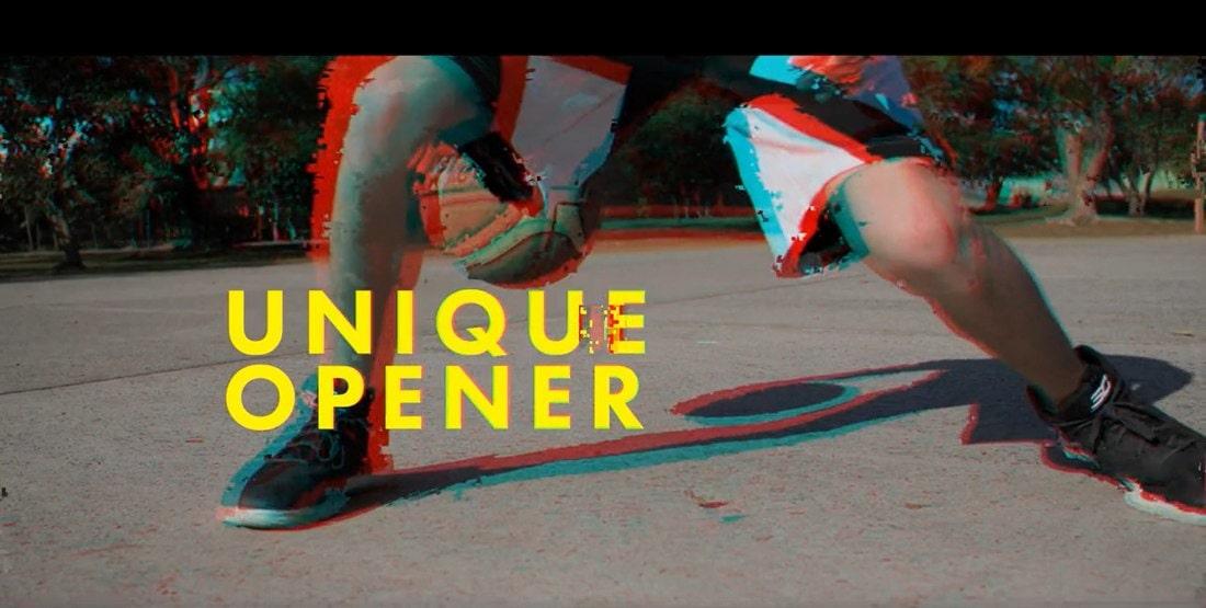 grunge intro - free premiere pro template