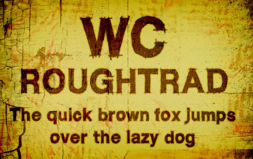 weekly freebies  12 gorgeously grungy fonts